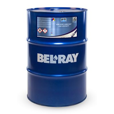 Bel-Ray wire rope lubricant low viscosity
