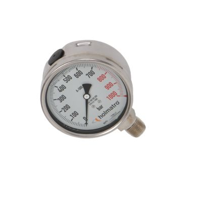 Manometer in Bar