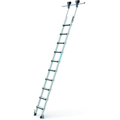 Trec LH Mobile shelf ladder